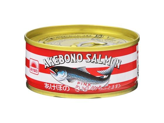 マルハニチロ食品/あけぼの さけ水煮EO缶 90g