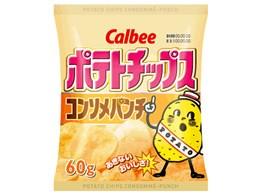 カルビー/ポテトチップス コンソメパンチ 60g