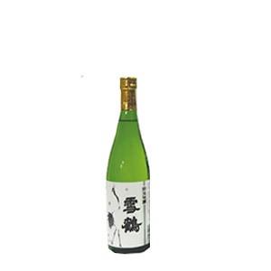 【蔵元直送】雪鶴 純米吟醸酒 720ml 田原酒造