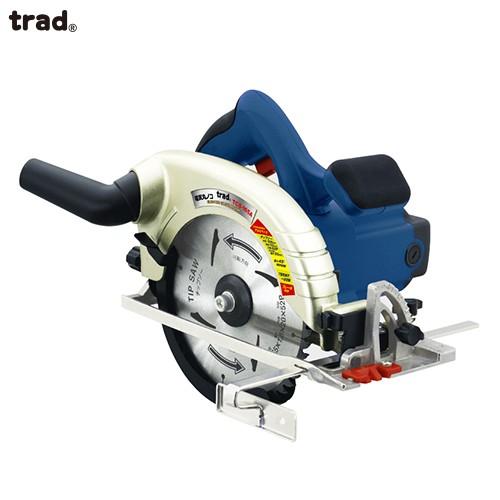 TRAD 電気丸ノコ TCS-165A 165mm