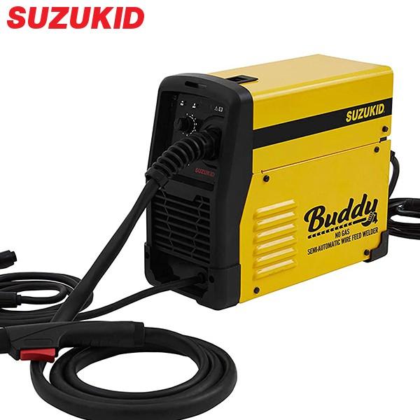 スズキッド インバーター半自動溶接機 Buddy SBD-...