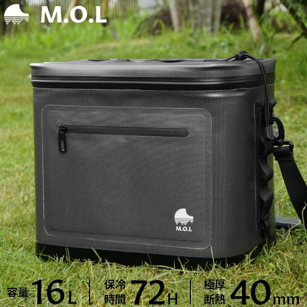 M.O.L 完全防水型ソフトクーラーバッグ S 16L MOL...