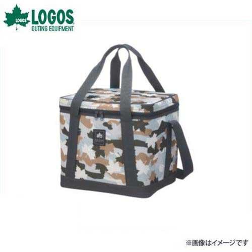 ロゴス(LOGOS) デザインクーラー25(10断熱)(カモ...