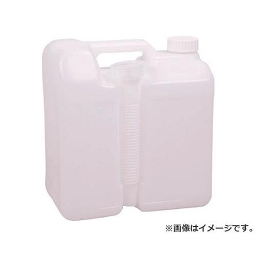TRUSCO ノズル付ポリ容器 5L TP5N [r20][s9-900]