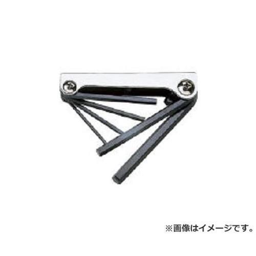 TRUSCO ナイフ式六角棒レンチセット 6本組 GN6310...