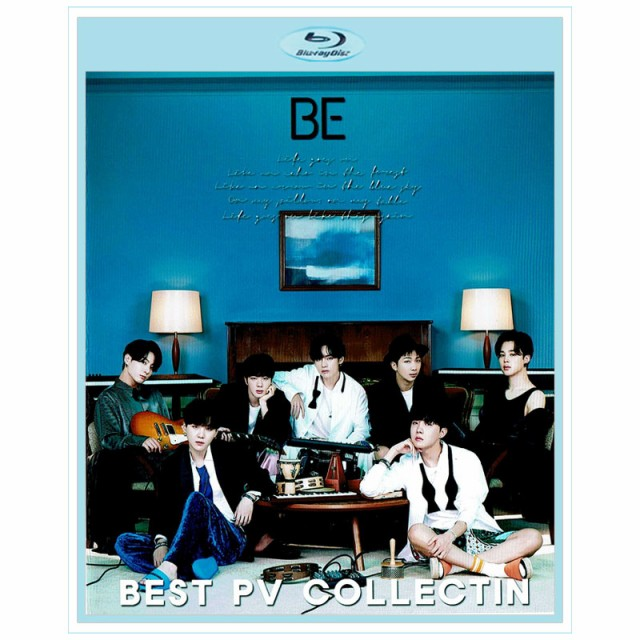 【Blu-ray】☆★BTS 2020 BEST PV COLLECTION★Dy...