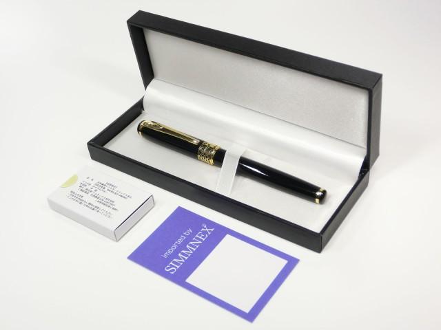 【ハード化粧箱入り】BAOER万年筆の上位モデル 本...