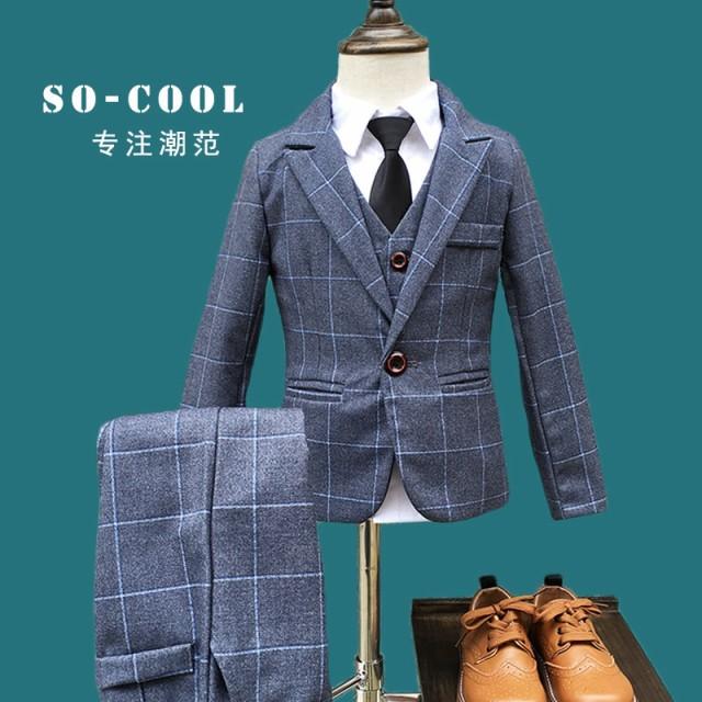 男の子 スーツ セットフォーマルウエア 子供服 フ...