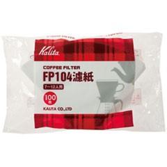 カリタ コーヒーフィルター FP104 濾紙 ホワ...