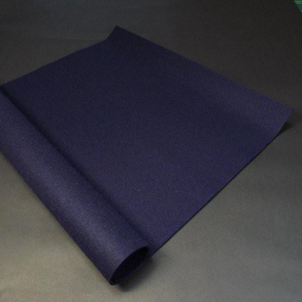 新素材 半切用下敷 紺色サイズ 450×1500mm 厚...