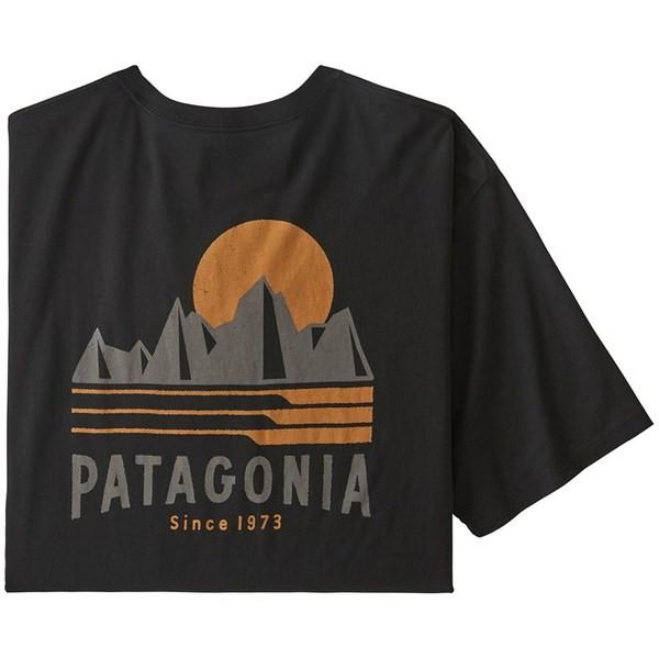 パタゴニア メンズ Tシャツ トップス Patagonia T...