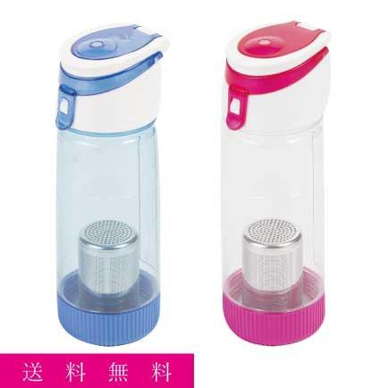 【タンブラー型浄水器】 シリカ・ピュア 450ml 携帯型浄水器 水道水で作るシリカ水