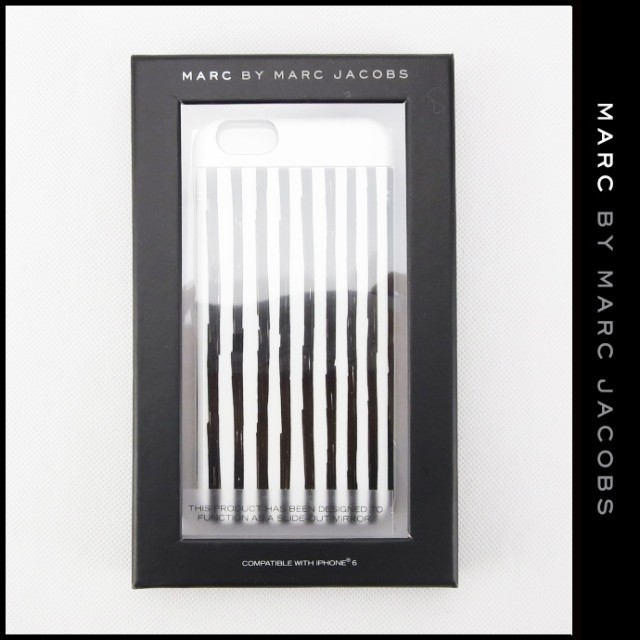 Marc by Marc Jacobs(マークバイマークジェイコブス)ミラー付き iPhone 6/6s ケース