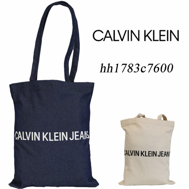 ck Calvin Klein JEANS 30%OFF トートバッグ ロゴ...