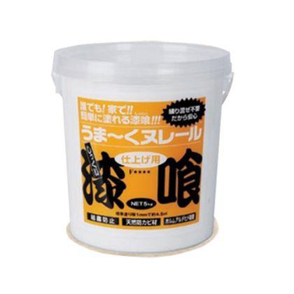 日本プラスター うま〜くヌレール 漆喰 5kg ホワ...