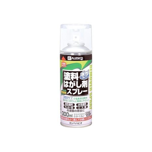 カンペハピオ 水性タイプ塗料はがし剤スプレー 30...