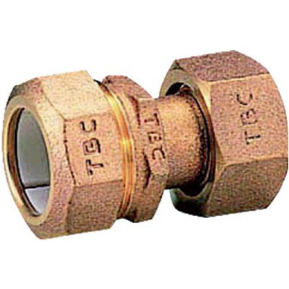 TBC PE継手メータ用1種13mm 13PM-1