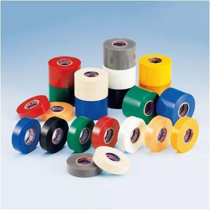 デンカ ビニールテープ 灰 ●規格:0.2mm x 19mm x...