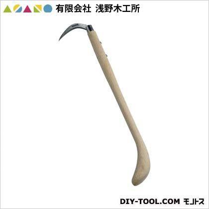 浅野木工所 ステンレス唐津鉤 450mm 19202 1
