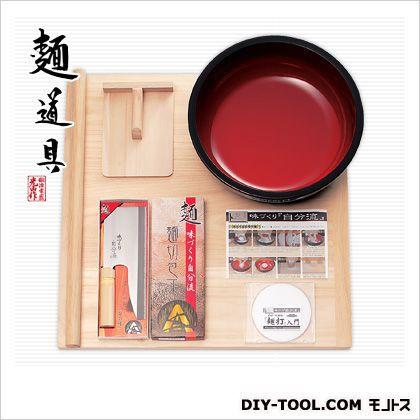 豊稔企販 家庭用麺打ちセットA (蕎麦打ち道具セ...