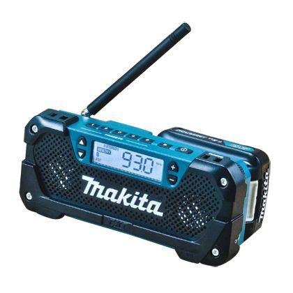 マキタ/makita 充電式ラジオ MR052