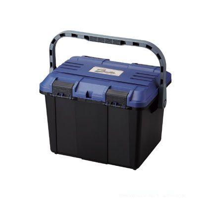 リングスター 工具箱 ドカット ブルー/ブラック D...