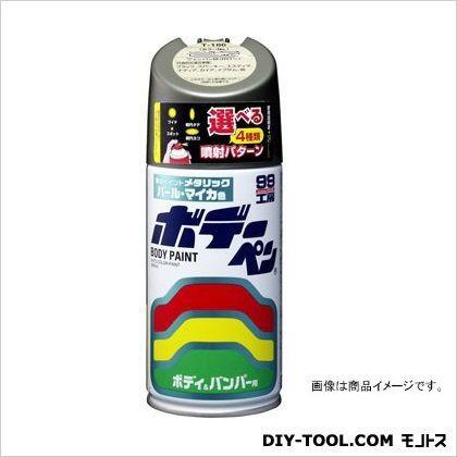 ソフト99 ボデーペン(メタリック・マイカ)純正カ...
