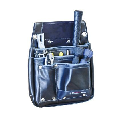 DBLTACT 本革釘袋 卓越モデル 黒 DTL-07-BK