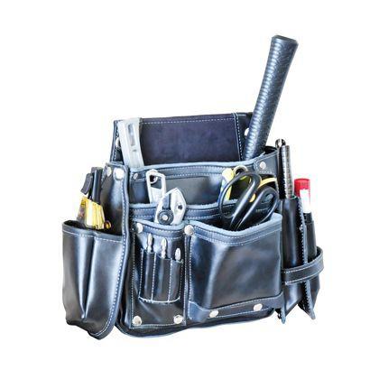 DBLTACT 本革釘袋 卓越モデル 黒 (DTL-99-BK)