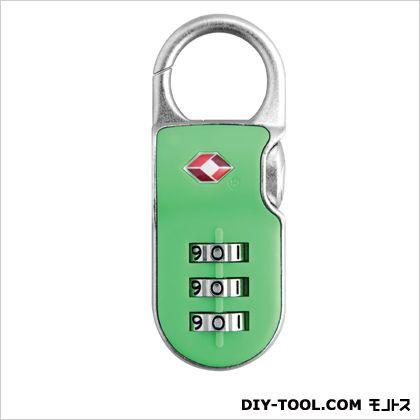 YALE TSAロックE エメラルド 1.5×6.8×2.7cm YTP...
