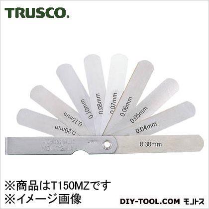 トラスコ(TRUSCO) シクネスゲージ幅12.7長さ150範...