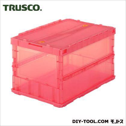 トラスコ(TRUSCO) 薄型折りたたみコンテナスケル5...