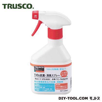トラスコ(TRUSCO) 光触媒TiO2抗菌・消臭スプレー...