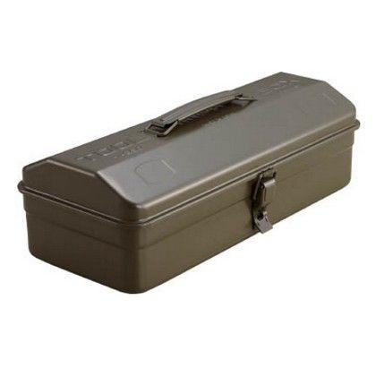 トラスコ(TRUSCO) 山型工具箱373X164X124OD色 365...