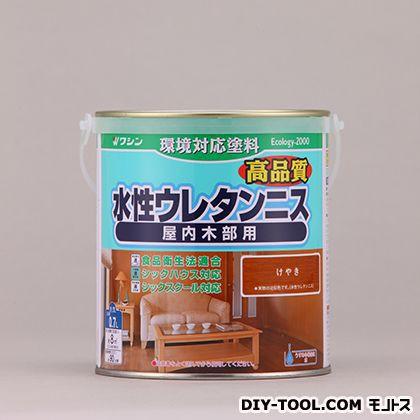和信ペイント 水性ウレタンニス 0.7L     けやき ...