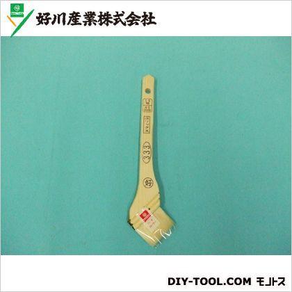 好川産業 白毛 ユリックス刷毛 333 40mm (811054...