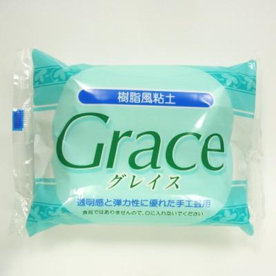 【樹脂風粘土】 グレイス/Grace ホワイト 200g...