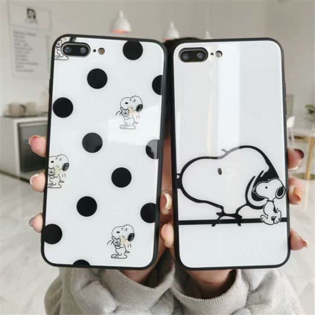 SNOOPY iPhone XS maxケース iphone X ケース ア...