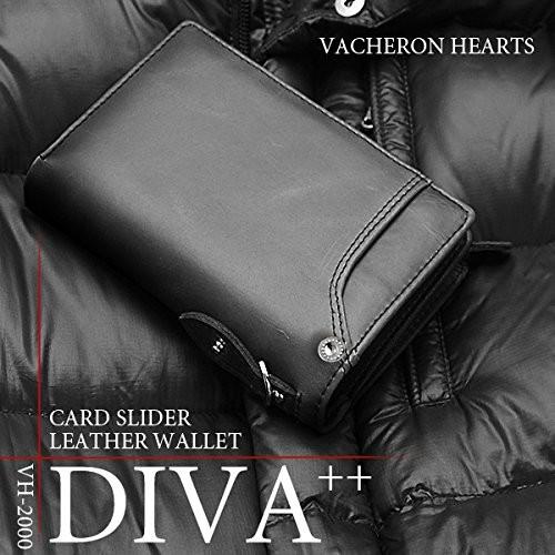 財布 メンズ 二つ折り ブランドVACHERON HEARTS ...