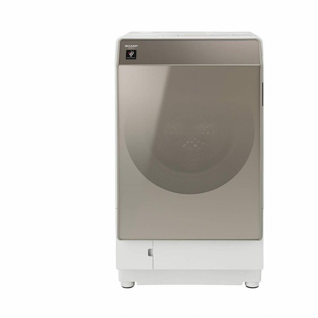 シャープ SHARP ドラム式洗濯乾燥機(ヒートポンプ...