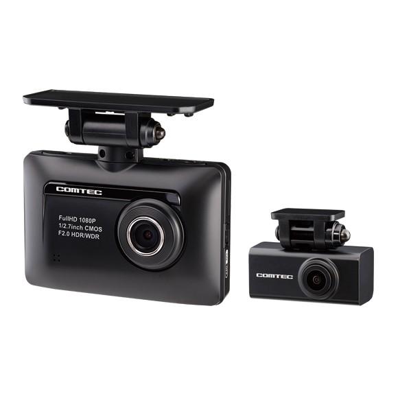 (在庫あり・即納) COMTEC (コムテック) ZDR-015 GPS搭載ドライブレコーダー 前後2カメラ ドラレコ