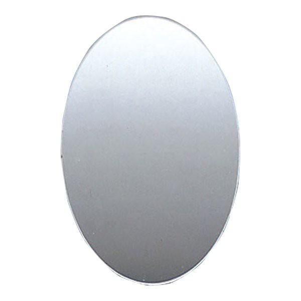 鏡 小判型 150x100mm 【 鏡 ミラー 】