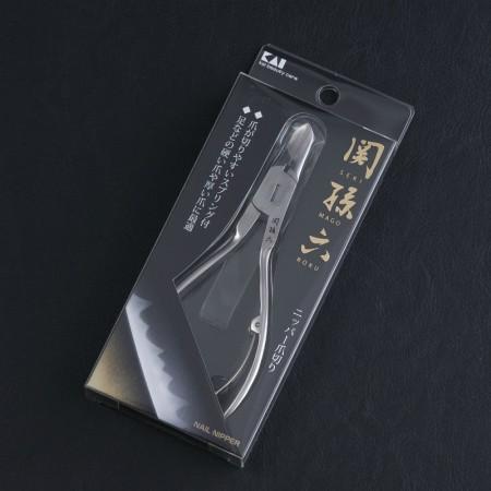 貝印 HC1804 関孫六 ニッパー 爪切り 巻き爪 厚い...