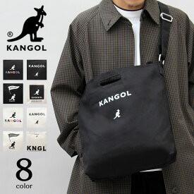 KANGOL カンゴール キャンバストートバッグ ショ...