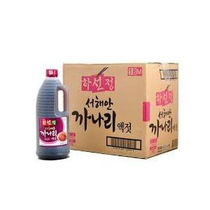 韓国食品 / キムチ材料 / ハソンジョンカナリエキ...