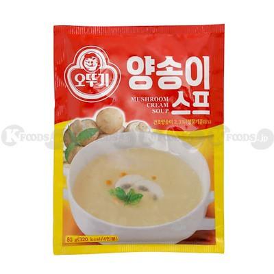 オトギ マッシュルームスープ