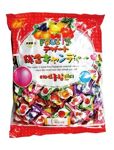 デザート総合キャンディ(果物味)/韓国お菓子/韓...