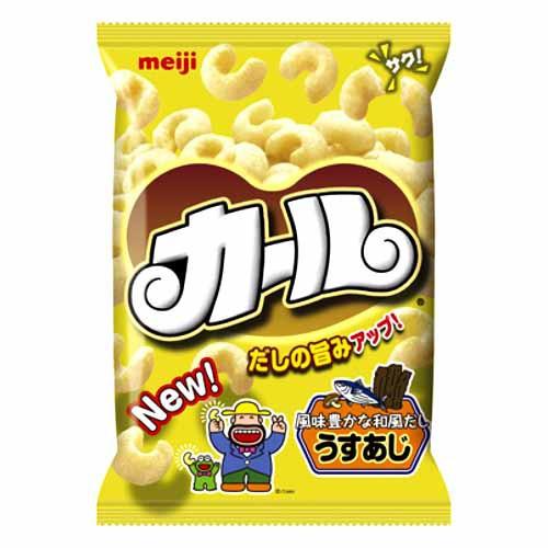 明治製菓 カール うすあじ 68g