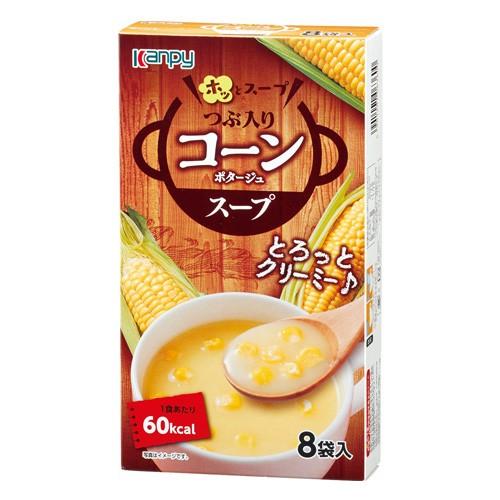 カンピー つぶ入り コーンスープ 8P