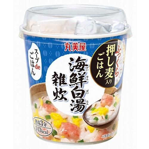 丸美屋  スープdeごはん 海鮮白湯雑炊 70.5g